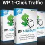WP 1-Click Traffic WordPress Plugin Software by Ankur Shukla Review – Best Plugin Software to Get 100% Free Fully Automated Traffic to WordPress Site With Pressing One Button or just 1-Click to Skyrocket Your Income, Get More Commissions and Sales and 100% Set & Forget