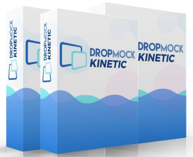 DropMock Kinetic Blockbuster Video Creation Software by Lee Pennington