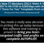 "Traffic Trapper PRO Version Upgrade OTO Software by Art Flair Review – Best Upsell #1 of Traffic Trapper to Make It 10x Easier To Hit $100 to $200/days with these 10 ""Done For You"" Templates from us, Go Ahead Of The Pack And Avoid The Hassles Of Creating These Templates Yourself, Simple To Setup With Crytal Clear"