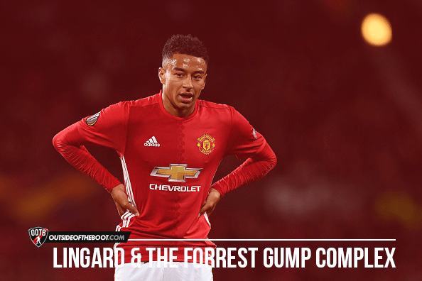 Manchester United s Jesse Lingard and the Forrest Gump Complex