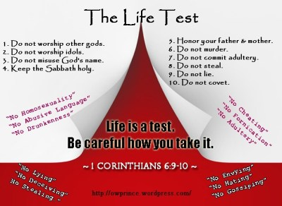 The Life Test | O. W. Prince Ministries