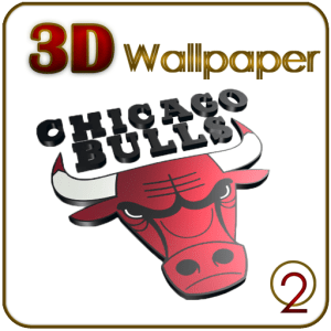 Chicago Bulls 3D Live WP | Free 3D Live Wallpaper for Android