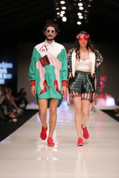 Walking The Runway and More at Fashion Week Tel Aviv
