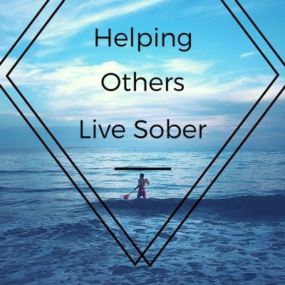 In The Spotlight: Helping Others Live Sober Project