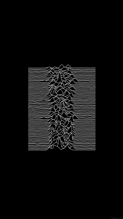 PAPERS.co | iPhone wallpaper | ai50-joy-division-unknown-pleasures-art-minimal