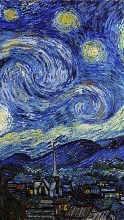 aj42-vincent-van-gogh-starry-night-classic-painting-art-illust - Papers.co