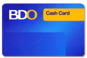 How to Apply for BDO Cash Card - Para sa Pinoy