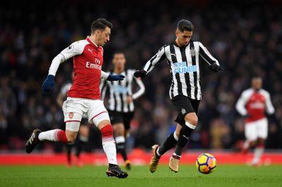 Newcastle - Arsenal |