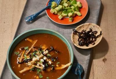 Pati Jinich » Search Results » soup