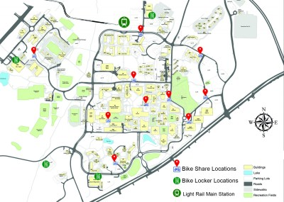 Ride a Bike   Parking and Transportation Services   UNC Charlotte