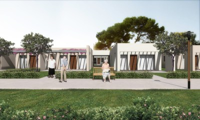 Housing Complex for Elderly People - Achilles Kalogridis ...