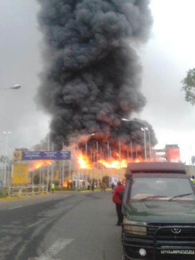 JKIA Fire | The Real Deal