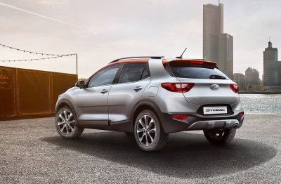 2018 Kia Stonic small SUV officially unveiled | PerformanceDrive