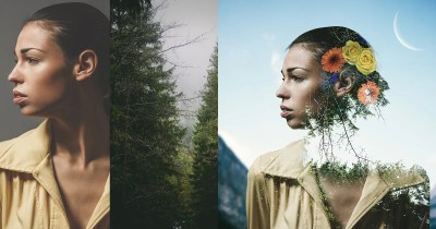 10-Step Instagram Tutorial Shows You How to Fake a Double Exposure in Photoshop