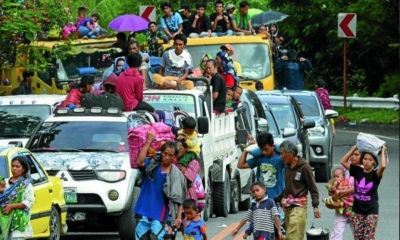 Nearly 400,000 displaced by Marawi crisis as disease fears ...