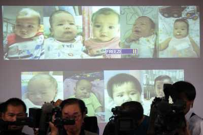 Thailand bans surrogate mothers for foreigners to end ...