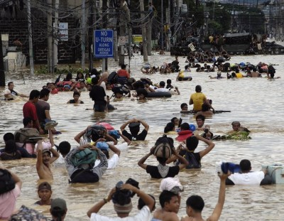 It's official: Manila is the most disaster-prone city in ...