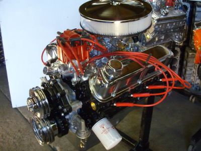 Ford 302 - 321 HP Crate Engine Turnkey Package