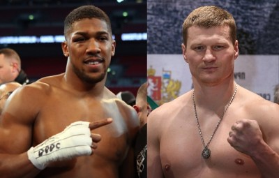 Alexander Povetkin Wants To Get Crack at Anthony Joshua - Boxing News
