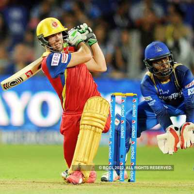 IPL 2015: RCB vs RR Photogallery - Times of India