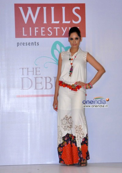 Neha Dhupia at the 7th Edition of Wills Lifestyle Photos ...