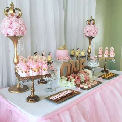 Princess Birthday Party Ideas | Photo 9 of 11 | Catch My Party