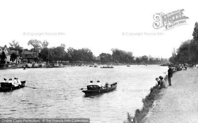 Kingston Upon Thames, And Surbiton 1896 - Francis Frith