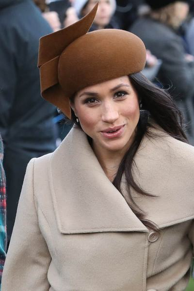 Meghan Markle's first royal Christmas at Sandringham