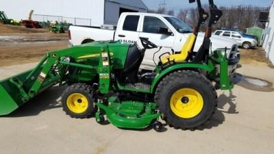 John Deere 2032R Compact Utility Tractors for Sale | [80815]