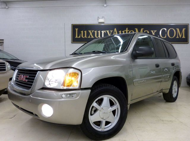 2003 Used GMC Envoy 4dr 4WD SLE at Luxury AutoMax Serving     2003 GMC Envoy 4dr 4WD SLE   Click to see full size photo viewer