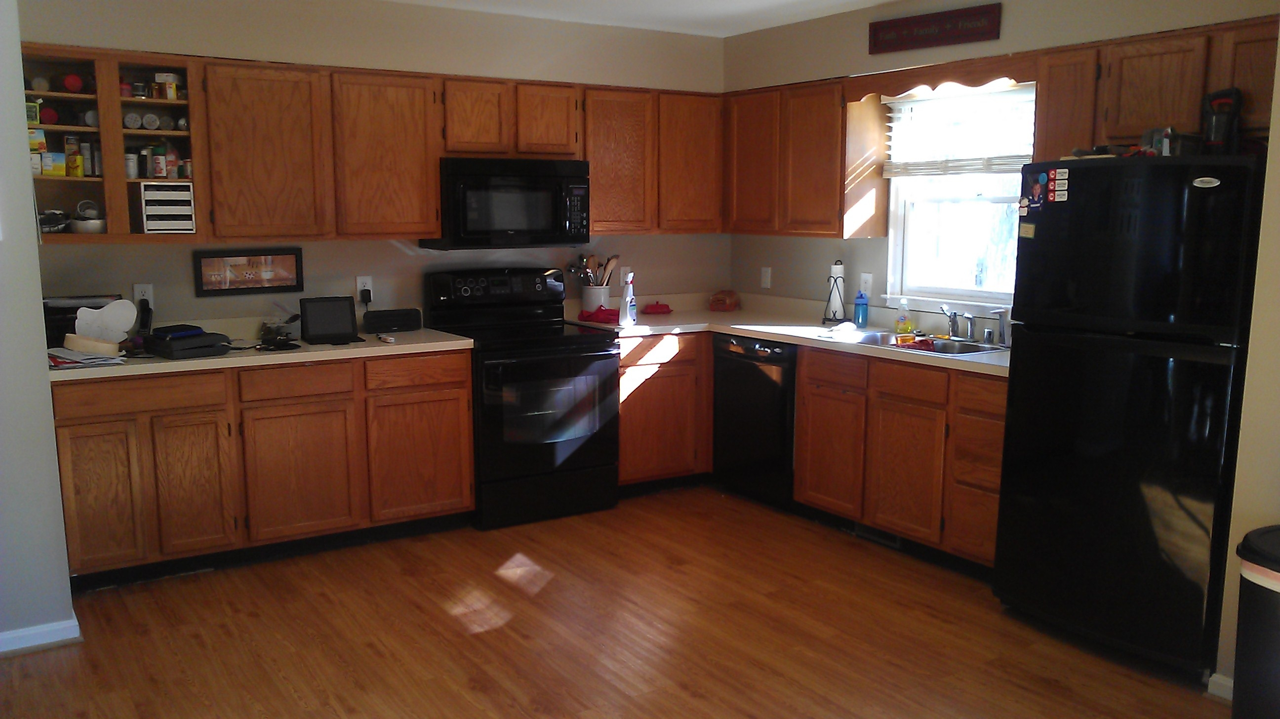 budget friendly kitchen remodel diy kitchen remodel budget Image