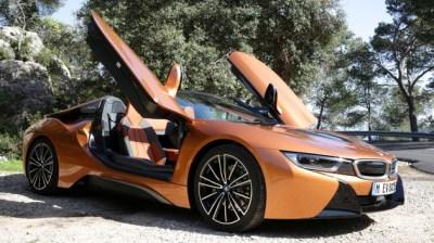 BMW i8 Roadster im Test mit Fahrbericht - ComputerBase