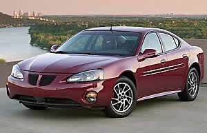 Used Pontiac Grand Prix For Sale By Owner