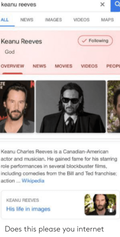 Keanu Reeves ALL IMAGES NEWS VIDEOS MAPS Keanu Reeves ...