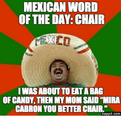 Funny Mexican Memes of 2017 on SIZZLE   Mexican Word of the Day