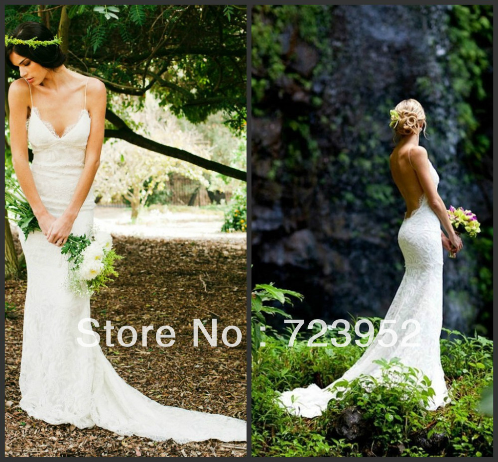 aliexpress wedding dresses Aliexpress com Buy NWD Free Shipping Pinup New Bridal Sexy Open Backless Beach Wedding Dresses from