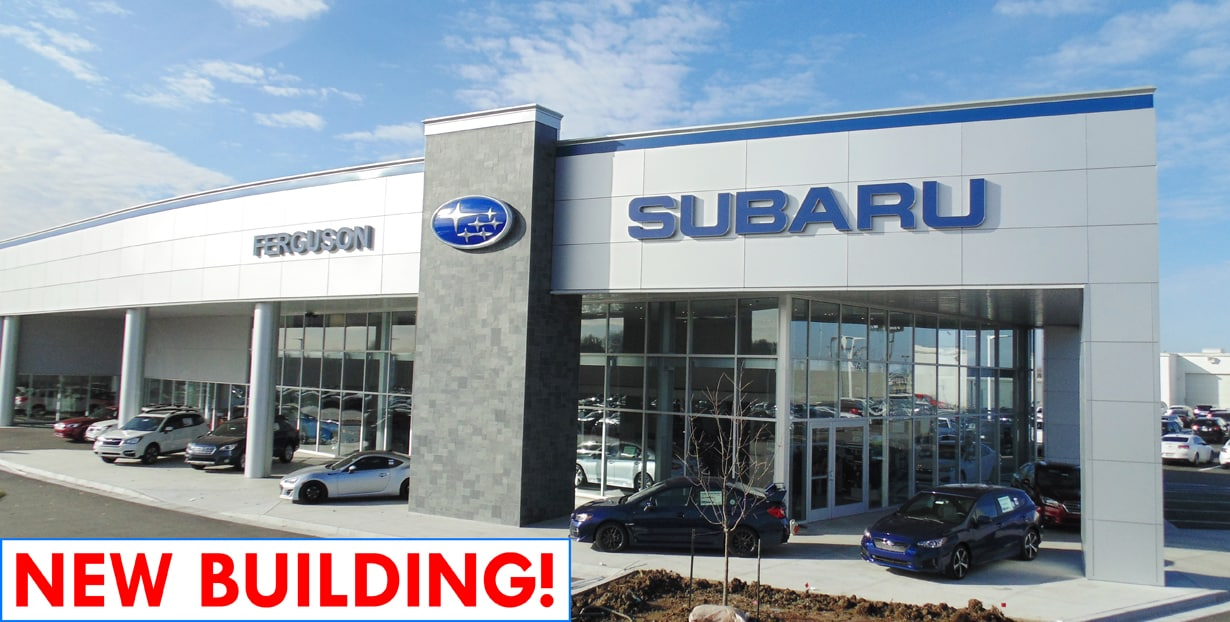 About Ferguson Subaru   Subaru Dealership in Broken Arrow  OK Your Source for New Subaru Models  Used Cars  Service  and Genuine Subaru  Parts  The Ferguson family of dealerships