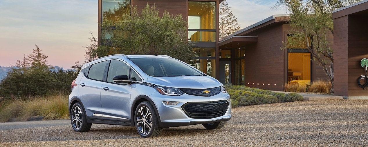 2018 Chevrolet Bolt EV in Vienna   Koons Tysons Chevy Buick GMC 2018 Chevrolet Bolt EV Near Vienna  VA
