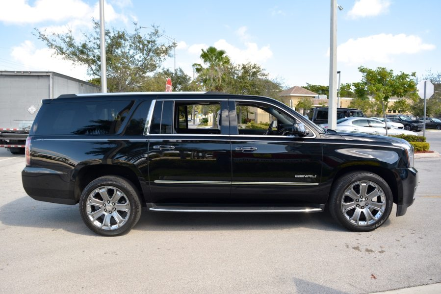 Used 2015 GMC YUKON XL DENALI For Sale in Fort Lauderdale   Maserati         2015 GMC YUKON XL DENALI SUV for sale in Fort Lauderdale  FL at  Maserati of