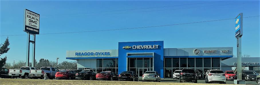 Chevy Buick Cadillac GMC Dealership Snyder TX   Reagor Dykes Snyder chevrolet buick cadillac gmc dealership