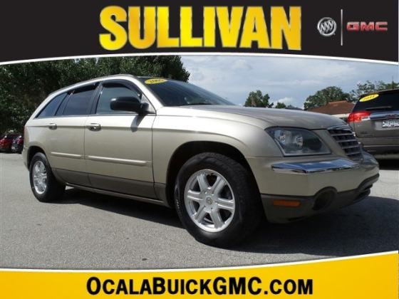 Sullivan Auto Group   Chiefland  Gainesville  Ocala   Mt Dora 2005 Chrysler Pacifica Touring Wagon