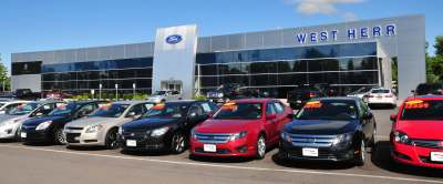 West Herr Ford of Amherst | New Ford dealership in Getzville, NY 14068