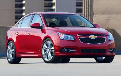 2014 Chevrolet Cruze | Top Speed