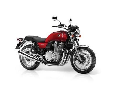 2014 Honda CB1100EX Review - Top Speed