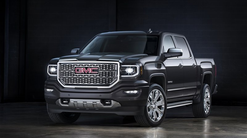 GMC Sierra News And Reviews   Top Speed 2017 GMC Sierra Denali Ultimate