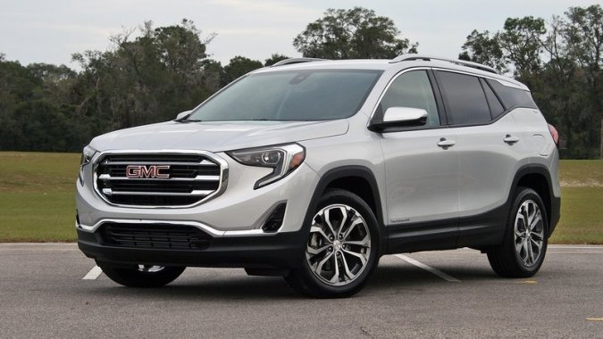GMC News And Reviews   Top Speed 2018 GMC Terrain     Driven