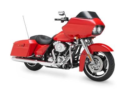 2010 Harley-Davidson FLTRX Road Glide Custom   Top Speed