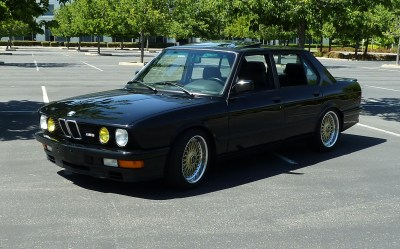 For Sale: 1988 BMW M5 With S54 Engine Swap Pictures, Photos, Wallpapers. | Top Speed