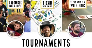 Tournaments – What to Expect