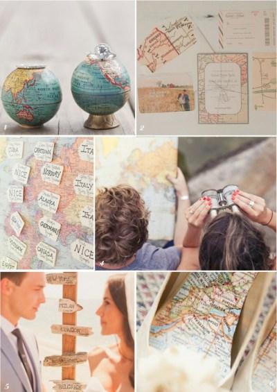 Travel Themed Weddings - PinayTraveller